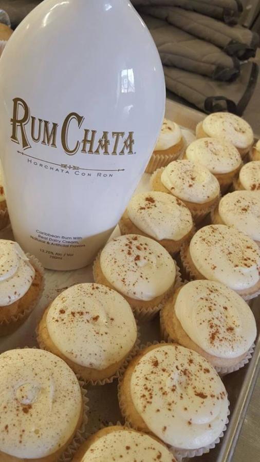 RumChata Cupcakes   Pronia's Bakery Lake Charles