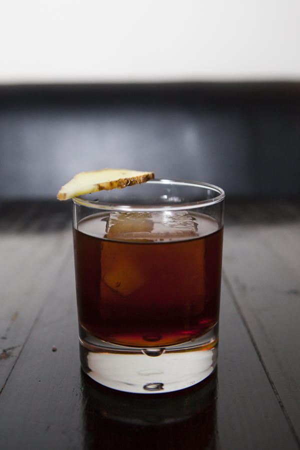 Clockwork Orange Cocktail