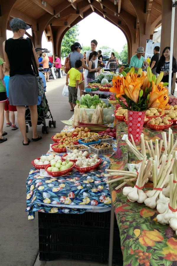 Famer's Market Eau Claire, WI