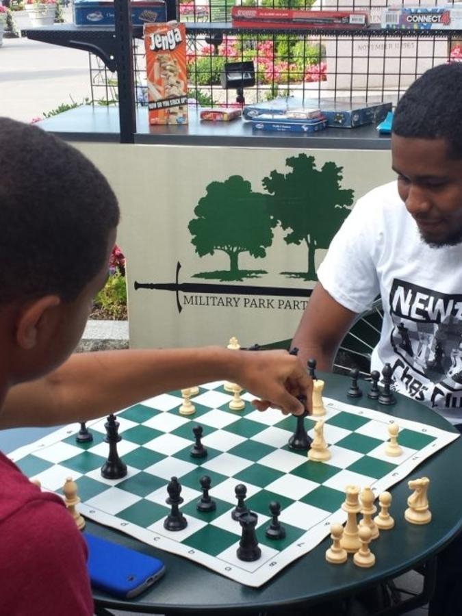 Chess - Military Park