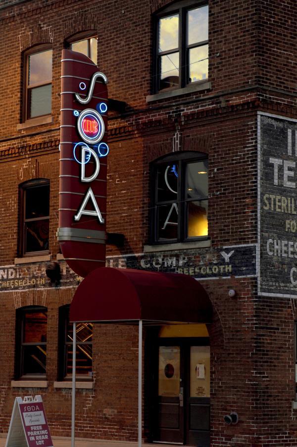 Club Soda Exterior - Edit