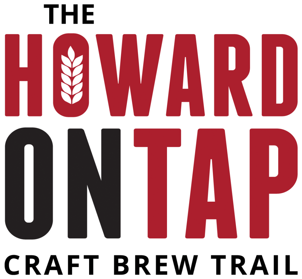 HowardOnTap Vertical Logo