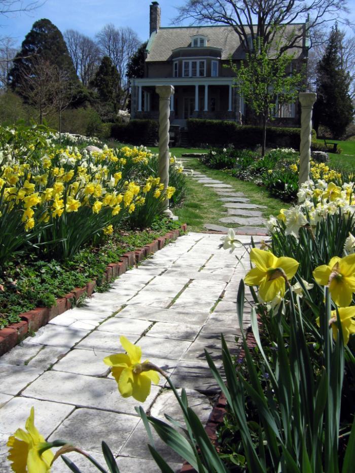 Blithewold Mansion, Garden & Arboretum, Bristol
