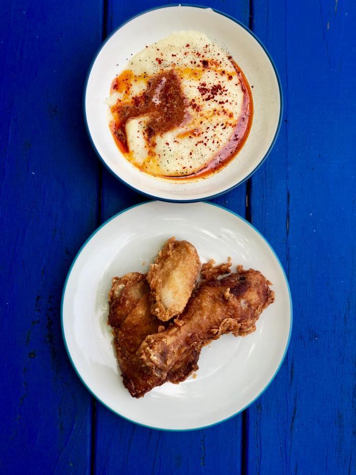 Better Luck Tomorrow Fried Chicken
