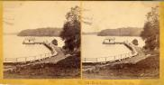 The steamer landing at Fort Ticonderoga c. 1880 from a photograph by Seneca Ray Stoddard. Fort Ticonderoga Curator of Collections Chris Fox talks about Stoddard's visits to Fort Ticonderoga as part of the Second Conference on Lake George and Lake Champlain at Fort Ticonderoga August 10 & 11, 2013.