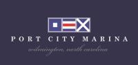 Port City Marina Logo