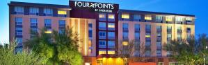 Four Points Hotel - Interior Banner 1096x345