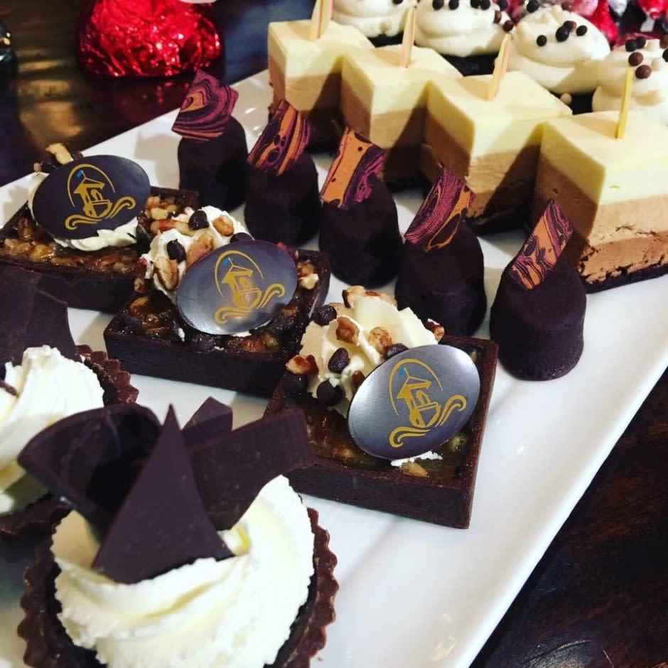Chocolate in Hershey
