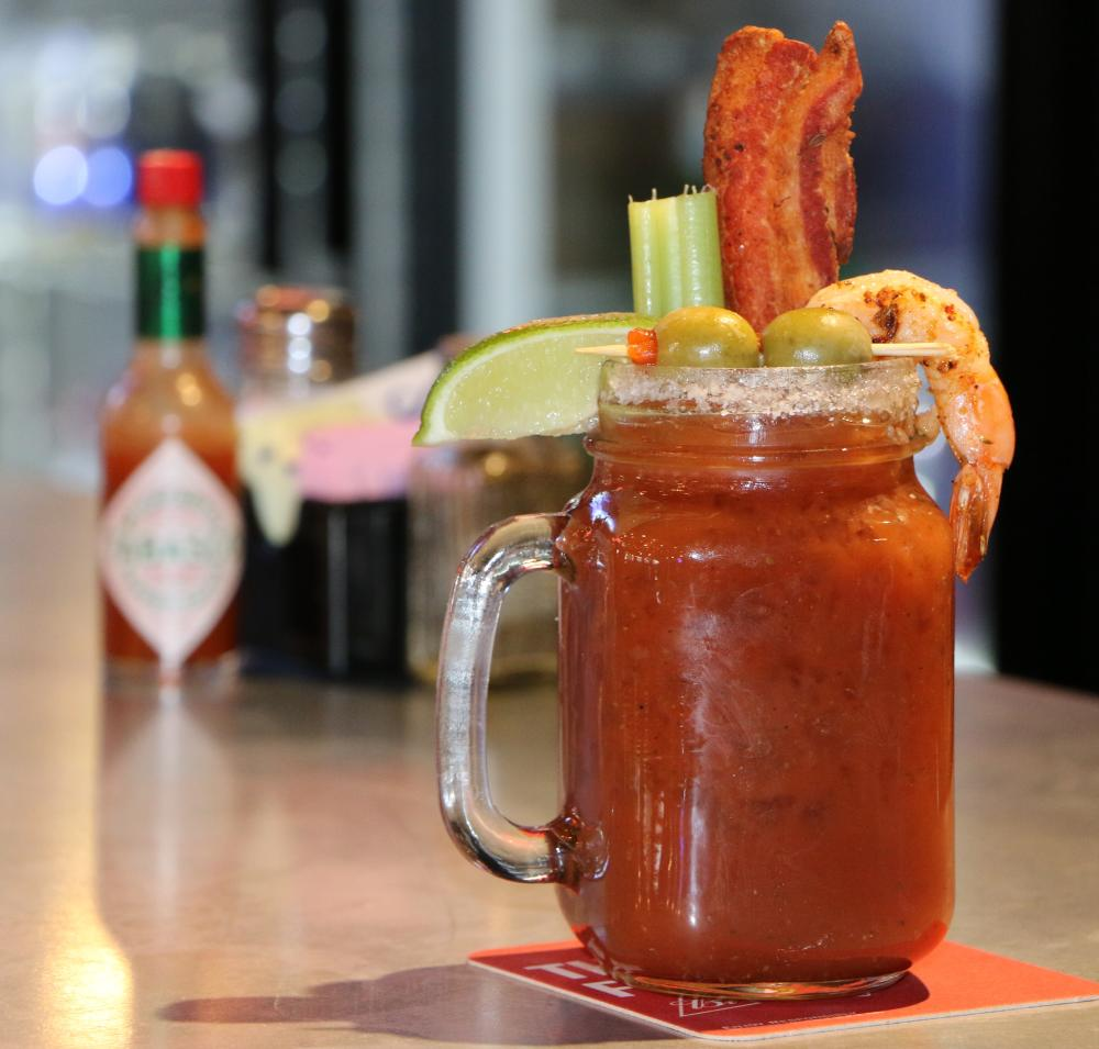 Bloody Mary from Blue Front Cafe