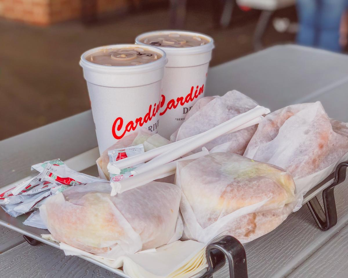 Cardin's Burger
