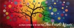 Paint Mixer Bubble Tree