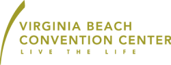 Convention Center Logo Footer