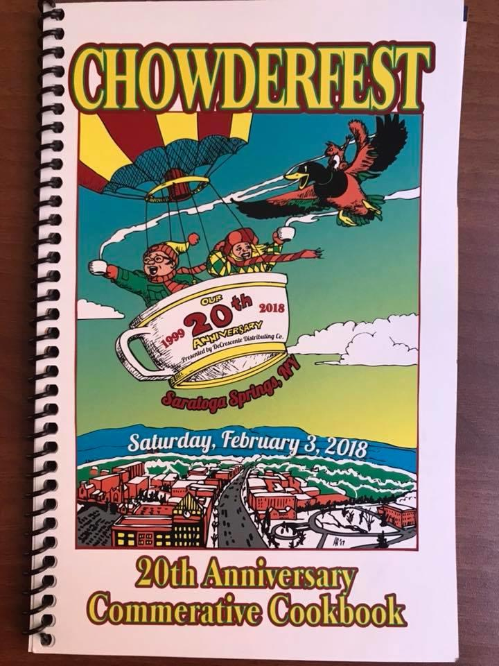 Chowderfest Recipe Book