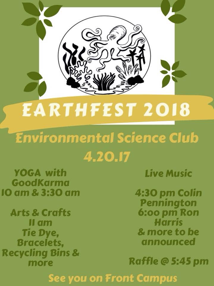 Earthfest Georgia College