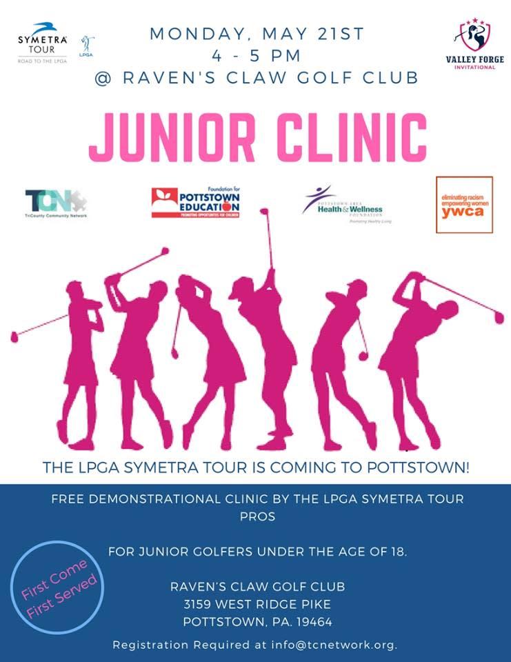 Symetra Tour Junior Clinic