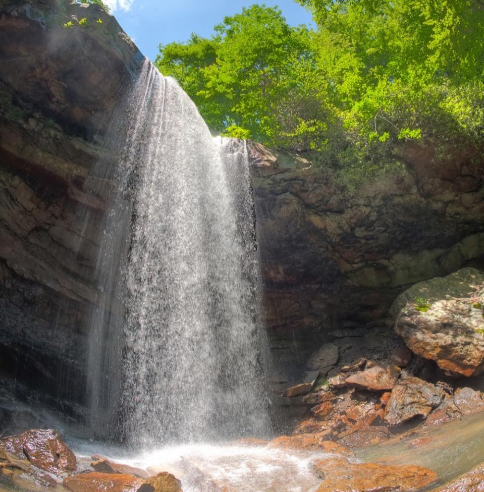 Cucumber Falls, Ohiopyle State Park