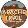 Apache Trail Badge - GeoTagging