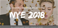 NYE at Blackfinn Ameripub - Wilmington