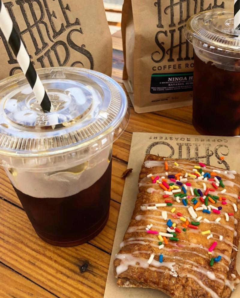 Three Ships Coffee