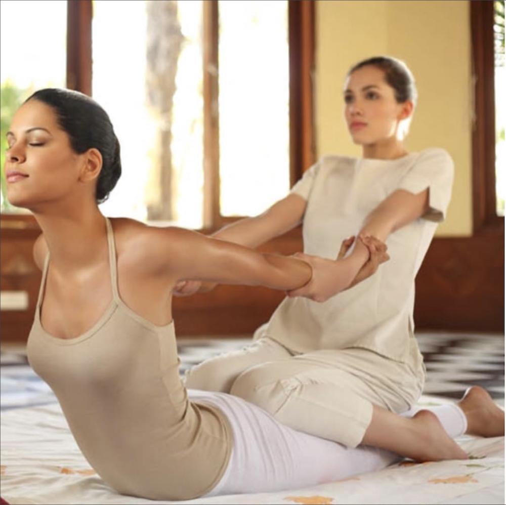 Thai Massage at Blue Water Bodywork