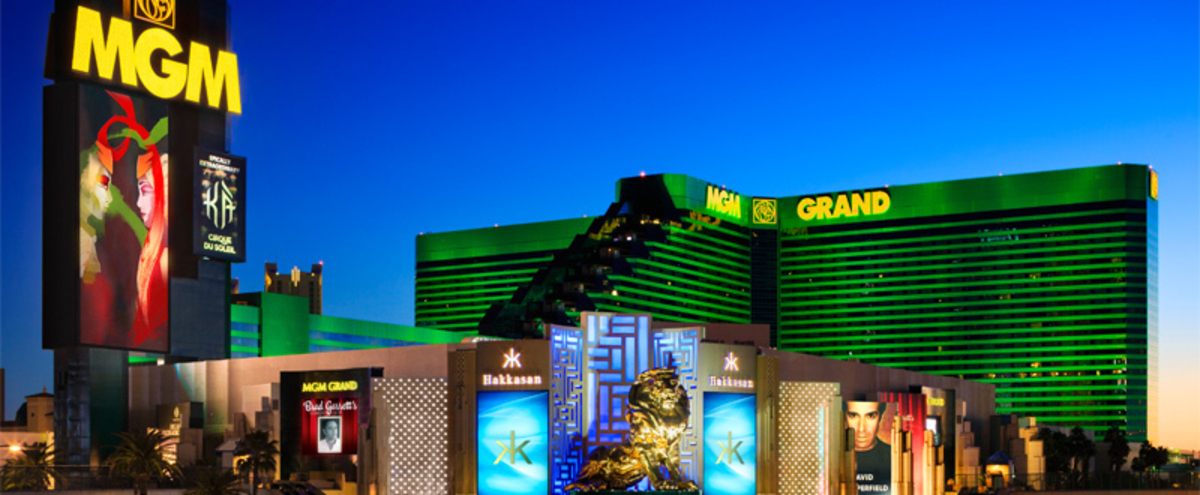 MGM Grand Hotel and Casino | Las Vegas, NV 89109