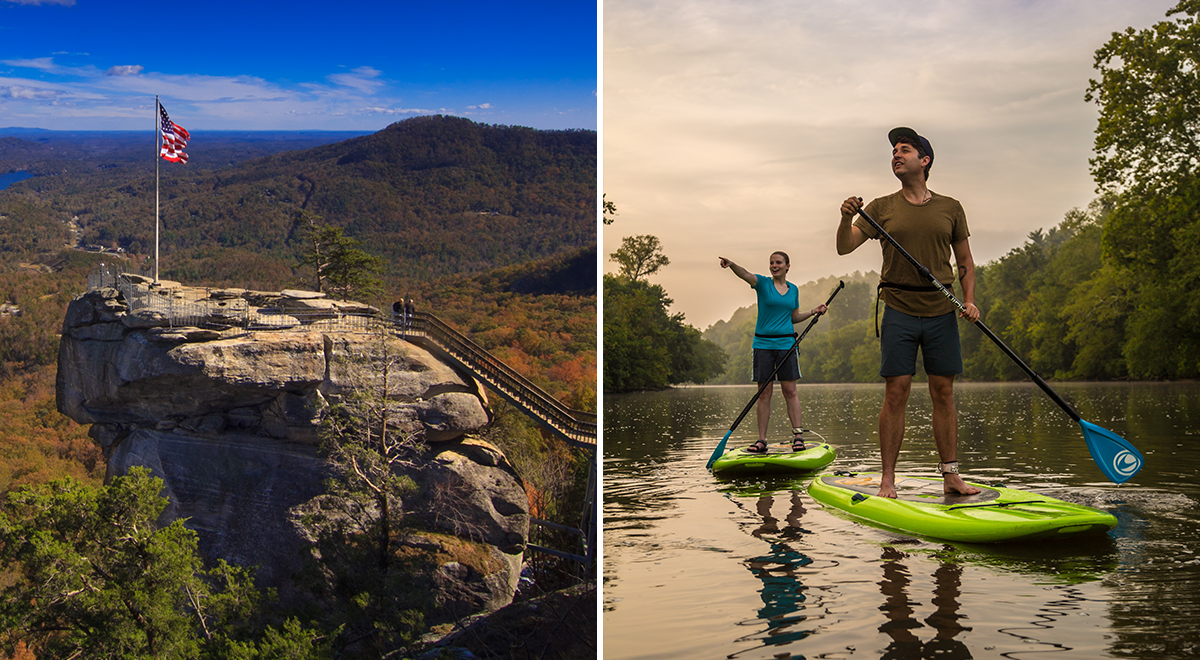 Asheville 2017 - Outdoor Adventure