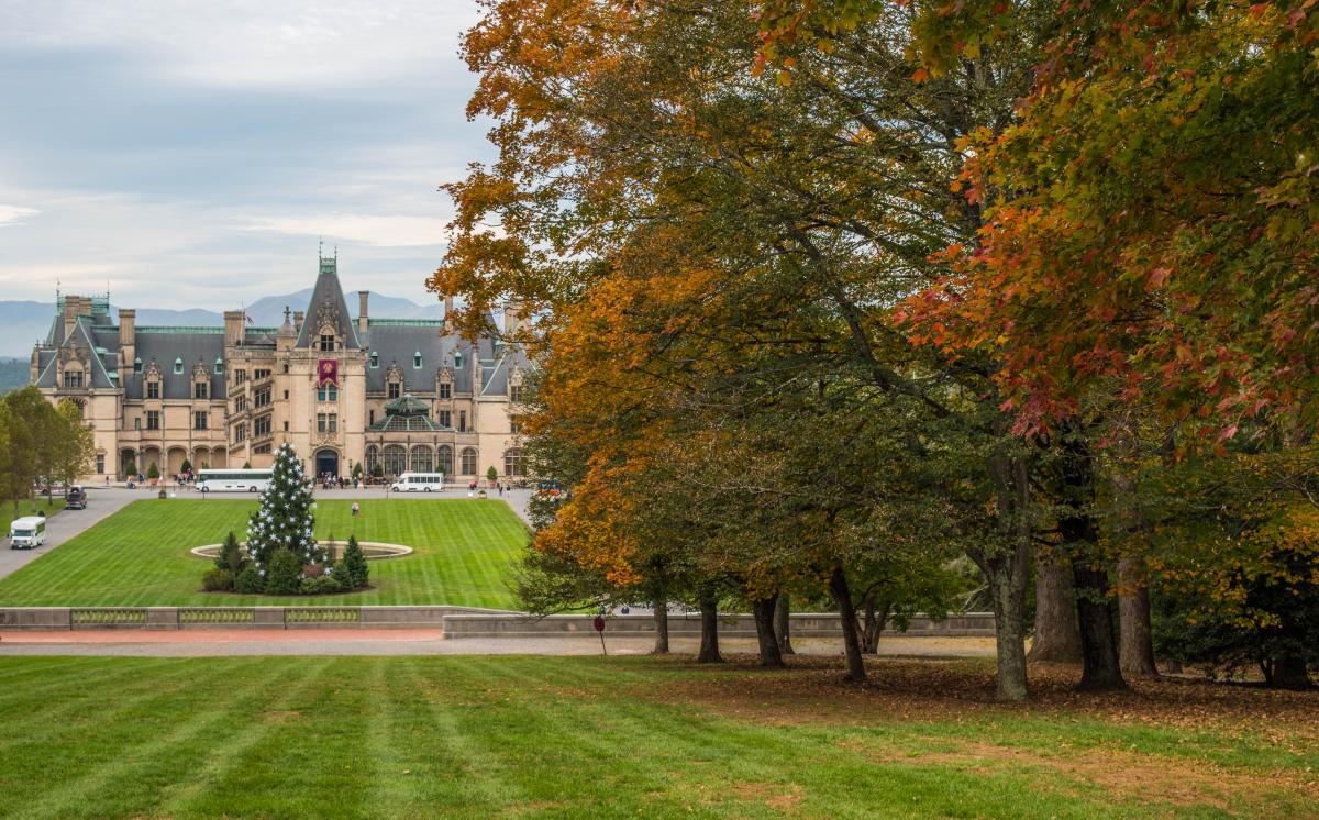 Fall and Holidays at Biltmore