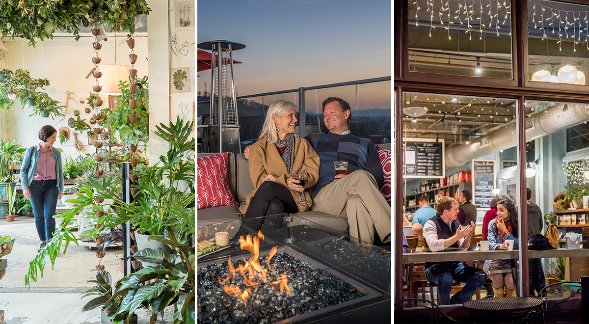 2018 Cozy Up to Asheville