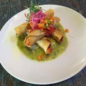 Taquitos from Fish Gaucho