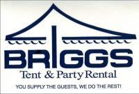 Briggs Tent & Party Rental logo