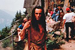 Last of the Mohicans set