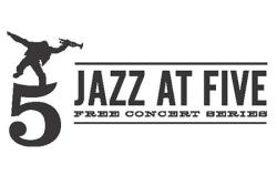 Jazz at Five Logo