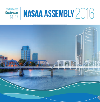 NASAA Assembly 2016 Conference Logo