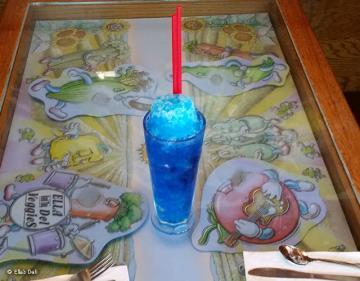 Ice Cream at Ella's Deli