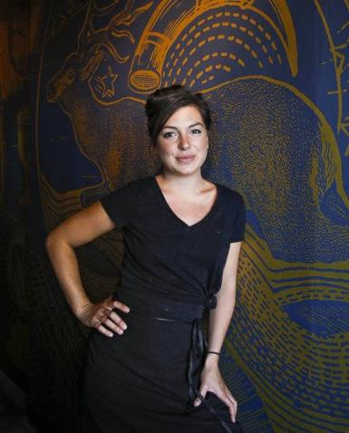 Executive Chef Julie Simon