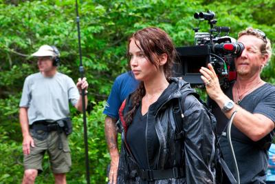 Set of The Hunger Games