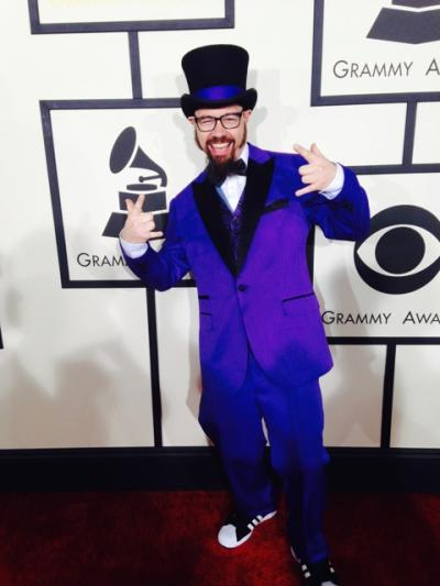 23 Skidoo at Grammys