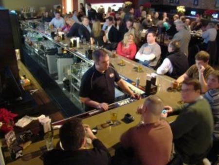 Peppino's Downtown Sports Lounge in Grand Rapids