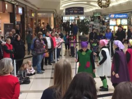 Woodland Mall in Grand Rapids