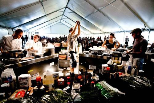 Asheville Wine & Food Festival