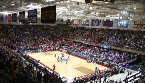 SoCon Basketball USCC