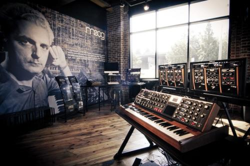 Moog Music Factory