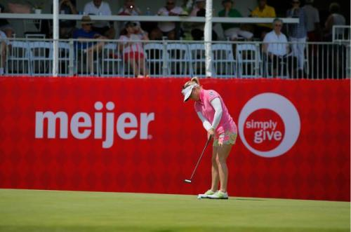 Meijer LPGA for Simply Good