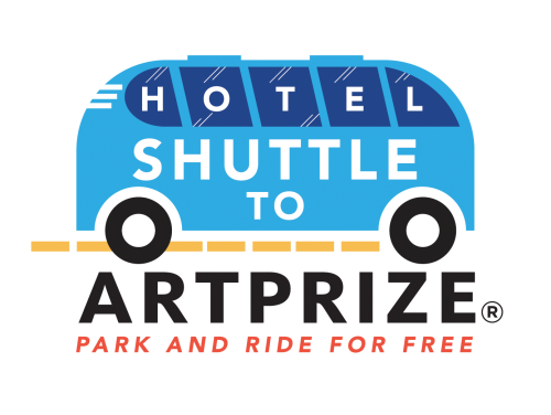 ArtPrize Hotel Shuttle logo