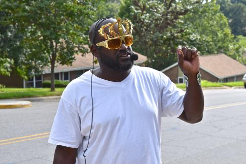 Hood Tours Founder DeWayne Barton
