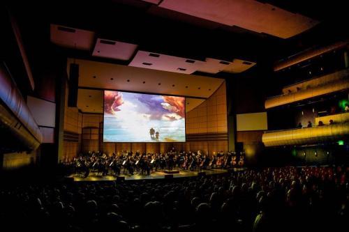 Grand Rapids Symphony Dreamworks Movie