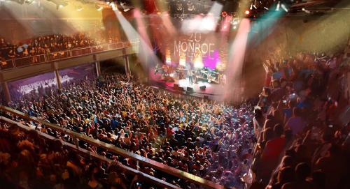 Live Nation's 20 Monroe Live