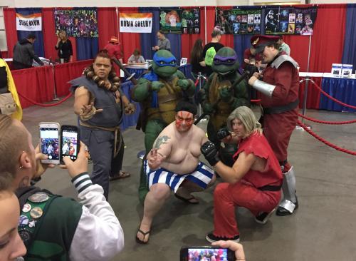 Grand Rapids Comic-Con 2016