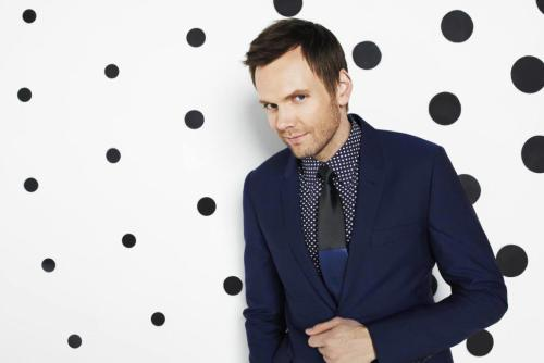 Joel McHale at LaughFest 2017