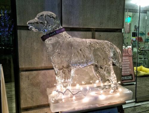 Valent-ICE Sculpture
